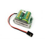 NiMH RX Hump Receiver Batteries 1600 mAh. 6V