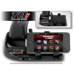 Docking base, TQi 2.4 GHz transmitter (iPod/iPhone)