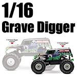 1/16 Grave Digger (Coming Soon)
