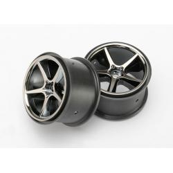 Wheels, Gemini (black chrome) (2)