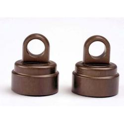Shock caps, aluminum (Big Bore Shocks) (2)