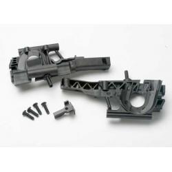 Bulkhead, front (L&R halves)/ diff retainer/ 4x14mm BCS (4)