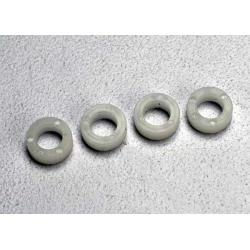 Bellcrank bushings (plastic) (4x7x2.5mm) (4)