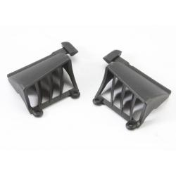 Vent, battery compartment (includes latch) (1 pair, fits left or right side)