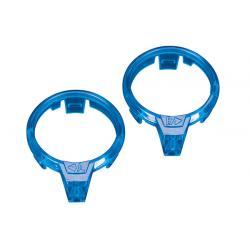 LED lens, motor, blue (left & right)