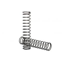 Springs, shock (natural finish) (GTX) (1.055 rate) (2)