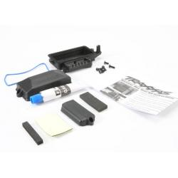 Box, receiver (sealed)/ foam pad/ silicone grease/ 3x8mm BCS (2)/ 2.5x8mm CS (2)/ 3x6mm BCS (2)