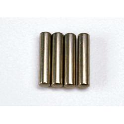 Pins, axle (2.5x12mm) (4