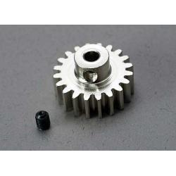 Gear, 20-T pinion (32-p) (mach. steel)/ set screw