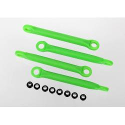 Push rod (molded composite) (green) (4)/ hollow balls (8)