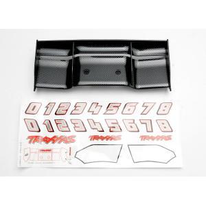 Wing, Revo (Exo-Carbon finish)/ decal sheet
