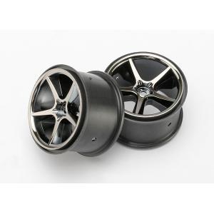 Wheels, Gemini (black chrome) (2)