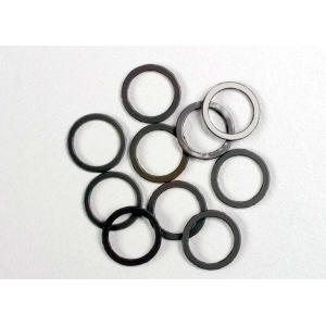 Washer, PTFE-coated 6x8x0.5 (10)