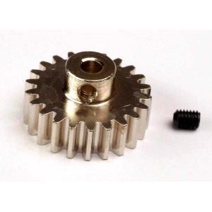 Gear, 22-T pinion (32-p) (mach.steel)/set screw
