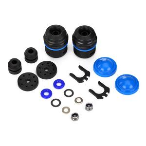 Rebuild kit, GTX shocks (lower cartridge, assembled, pistons, piston nuts, bladders) (renews 2 shocks)