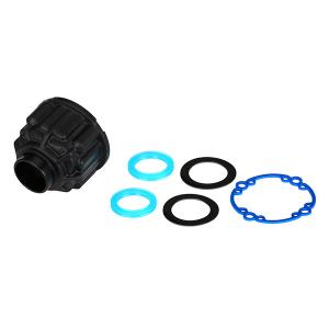 Carrier, differential/ x-ring gaskets (2)/ ring gear gasket/ 6x10x0.5 TW