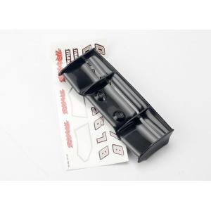 Wing, 1/16 E-Revo (black)/ decal sheet