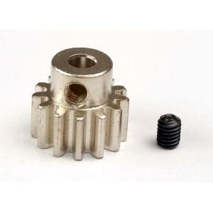 Gear, 13-T pinion (32-p) (mach. steel)/ set screw