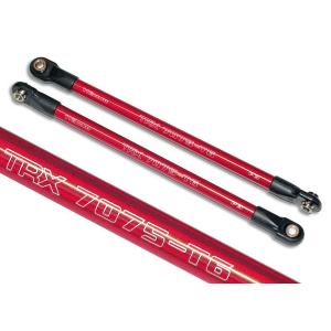 Push rod (aluminum) (assembled with rod ends) (2) (red) (use with #5359 progressive 3 rockers)