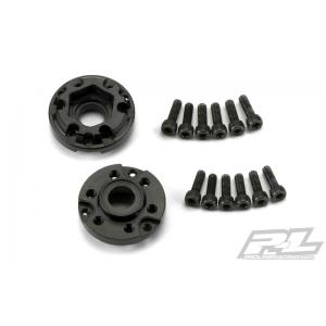 6 Lug 12mm Standard Offset Hex Adapters for Pro-Line 6 Lug Wheels 6292-00