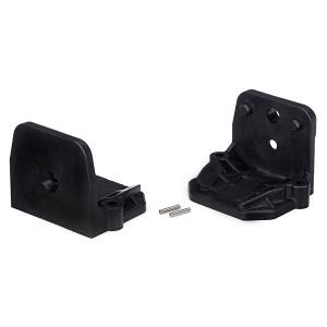 Motor mounts (front and rear)/ pins (2)