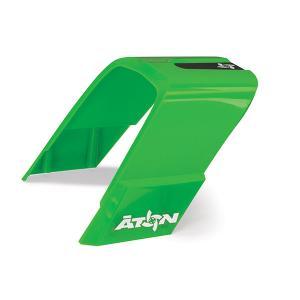 Canopy, roll hoop, green
