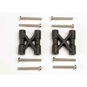 Bulkhead cross braces (2)/ 3x25mm CS screws (8)