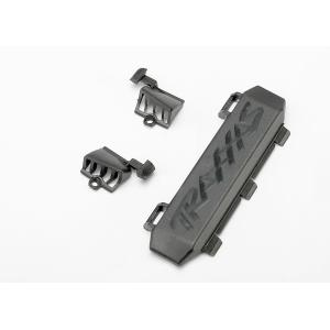 Door, battery compartment (1)/ vents, battery compartment (1 pair) (fits right or left side)