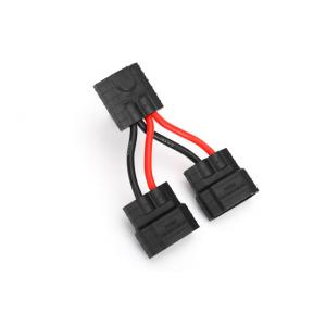 Wire harness, parallel battery connection (iD compatible)