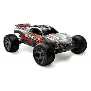 Rustler VXL w/ Power Cell LiPo Battery and LiPo Balance Charger