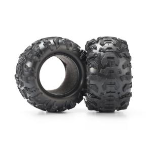 """Tires, Canyon AT 2.2"""" (2)/ foam inserts (2)"""