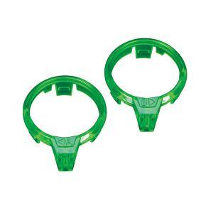 LED lens, motor, green (left & right)