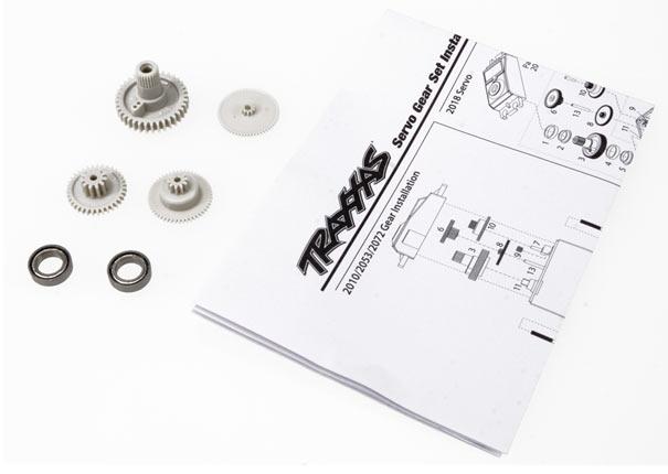 Gear set (for 2070, 2075 servos)