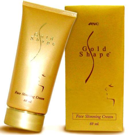 Gold Shape Face Slimming Cream( 60 ml.)ครีมกระชับผิว ใบหน้าและลำคอ