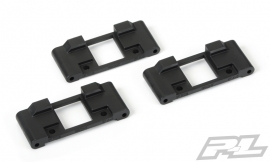 Optional Anti-Squat Blocks for Pro-Line Performance Transmission