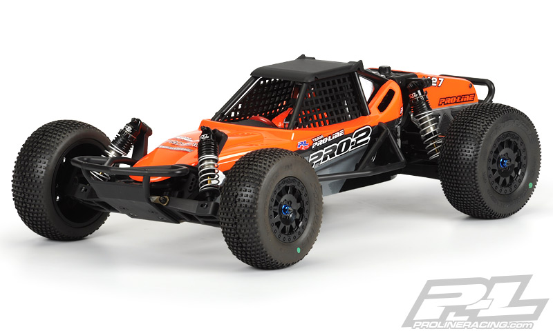 Pro-Line PRO-2 SC Buggy Clear Body