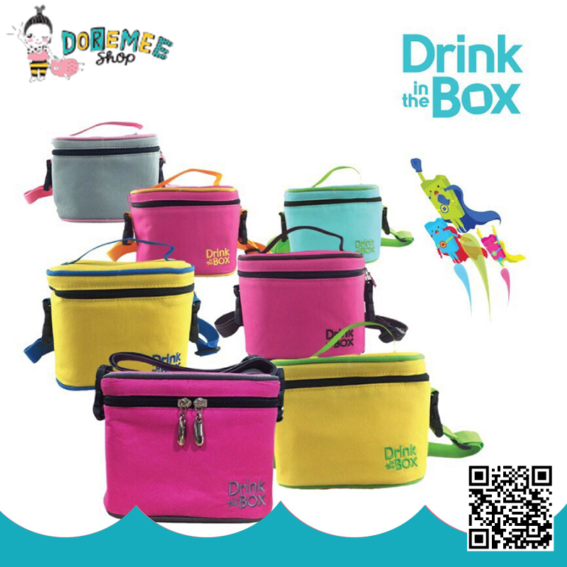 4Ever Cool Bag กระเป๋าเก็บอุณหภูมิ by Drink in the Box