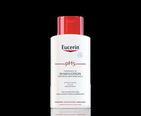 Eucerin pH5 WASHLOTION 200ml.