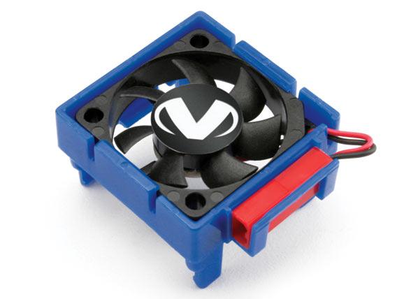 Cooling fan, Velineon VXL-3s ESC
