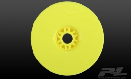 Velocity V2 Yellow Front or Rear Wheels
