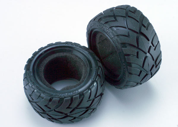 "Tires, Anaconda 2.2"" (rear) (2)/ foam inserts (Bandit) (soft compound)"