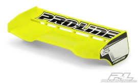High Downforce Yellow Wing for 1:8 Buggy & 1:8 Truck