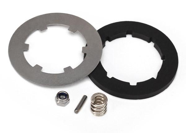 Rebuild kit, slipper clutch (steel disc/friction insert (1)/spring (1)/2.5x12mm pin/4.0mm NL(1))