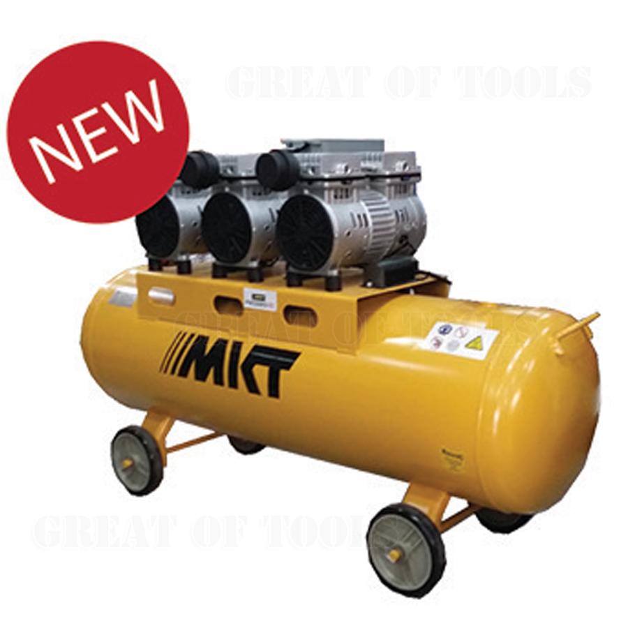 ปั้มลมเสียงเงียบ MKT รุ่น PW550H3-90