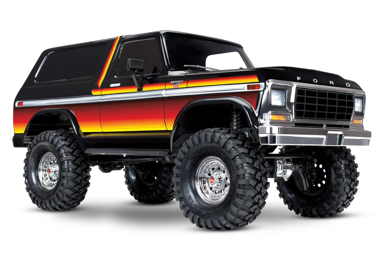 TRX-4 Ford Bronco