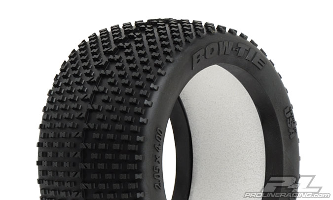 "Bow-Tie 2.8"" (Traxxas Style Bead) Truck Tires for 2.8"" Traxxas Style Bead Wheels Front or Rear"