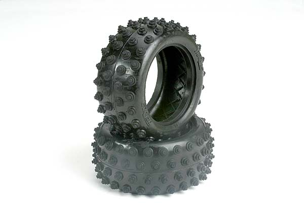Tires, 2.15 spiked (rear) (2)