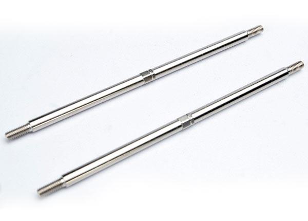 Turnbuckles, toe links (5.0mm steel) (rear) (2)