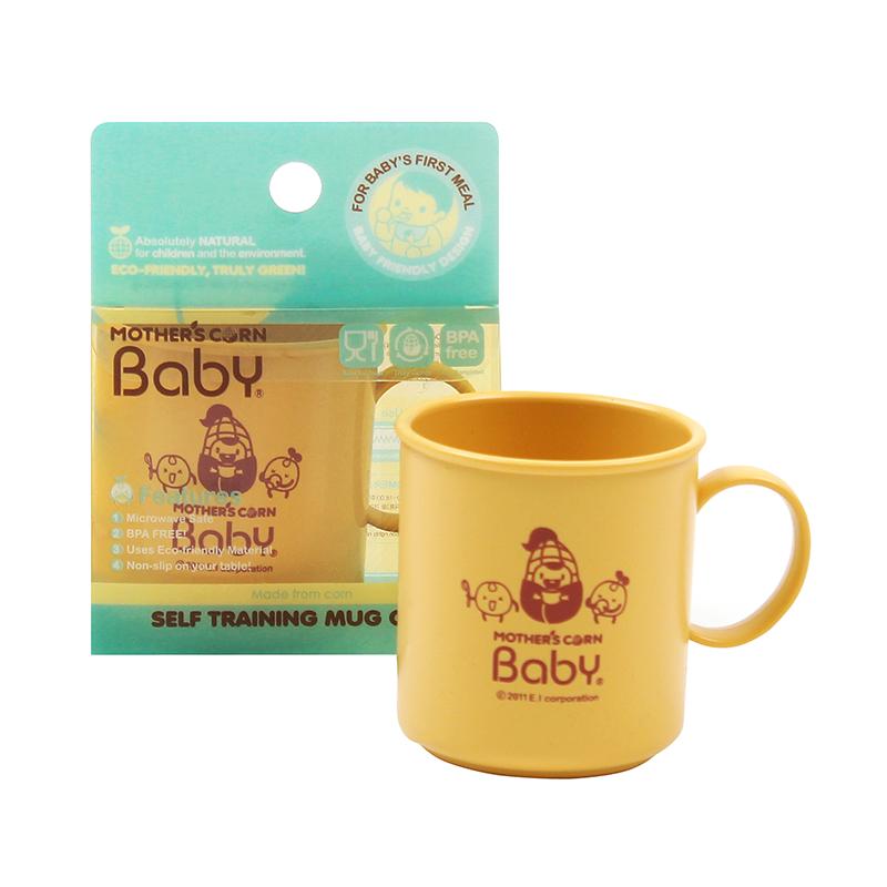 Mother's Corn Self Training Mug Cup แก้วน้ำหัดดื่มพร้อมหูจับ
