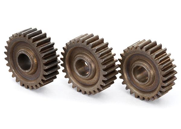 Gears, transfer case (3)